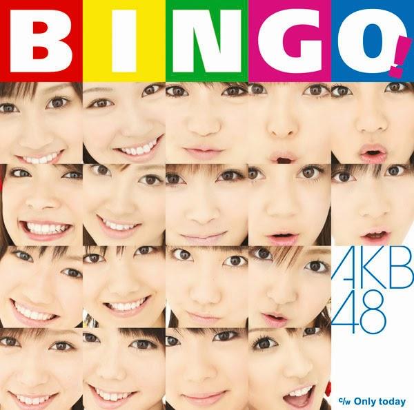 BK-BlackKoala: [04th Single] BINGO! by AKB48