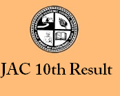 JAC Board 10th Result