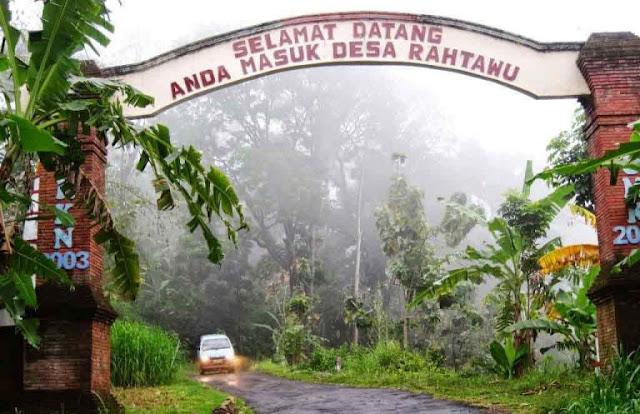 Wisata kota Kudus Desa Rahtawu