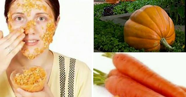 labu dan wortel