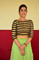 Actress Regina Candra Latest Pos in Green Long Skirt at Nakshatram Movie Teaser Launch  0105.JPG