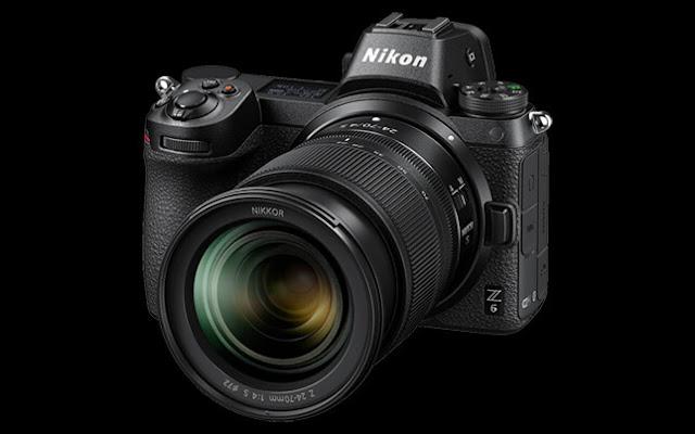Desain Kamera Nikon Z6 Kiri