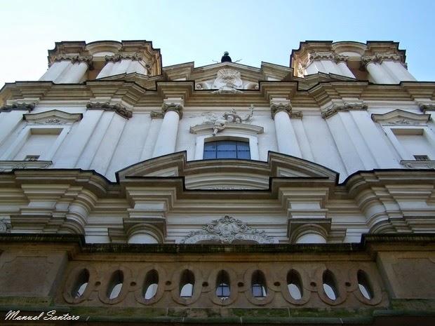 Cracovia, chiesa di San Michele Arcangelo e San Stanislao di Skalka