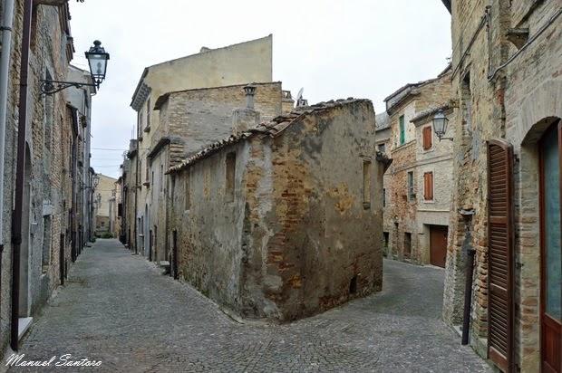 Acquaviva Picena, centro storico