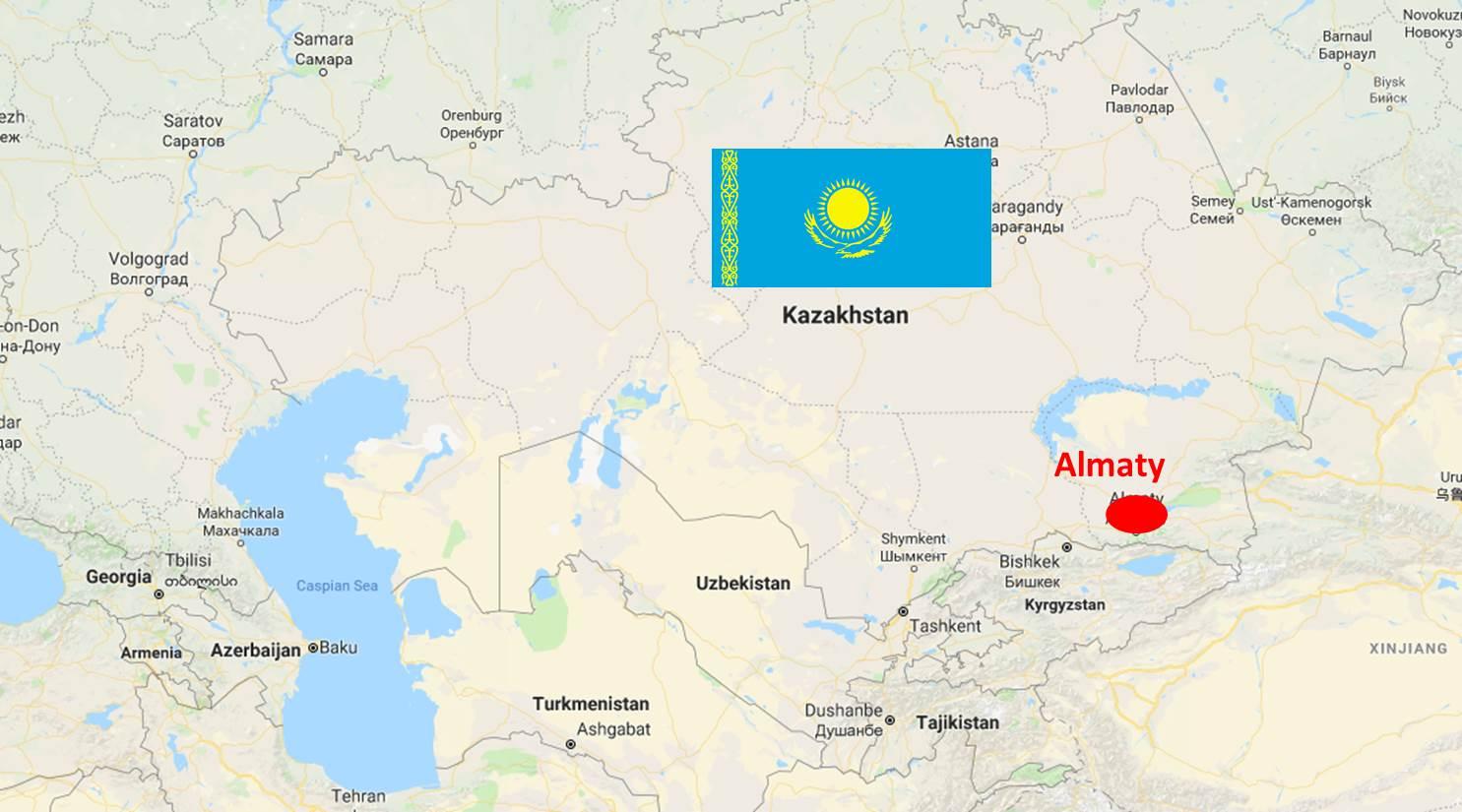 Kazakhstan The origin of renegade Borat Svens Travel Venues