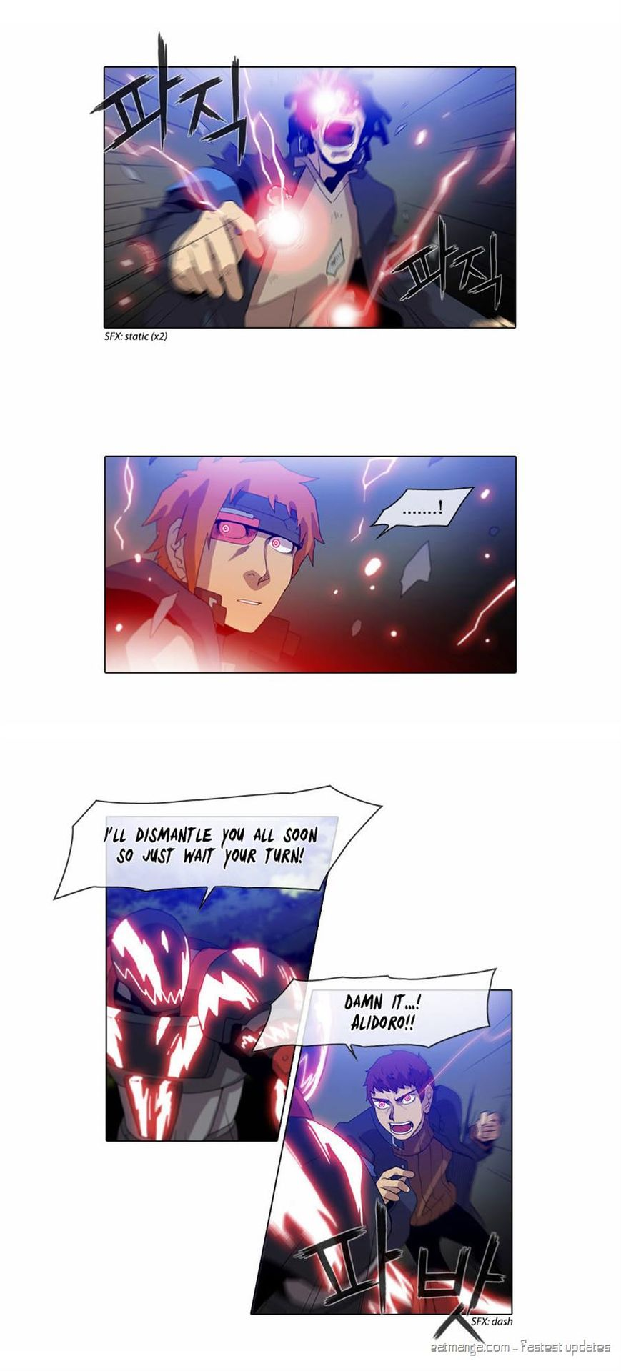 Gepetto - Chapter 147