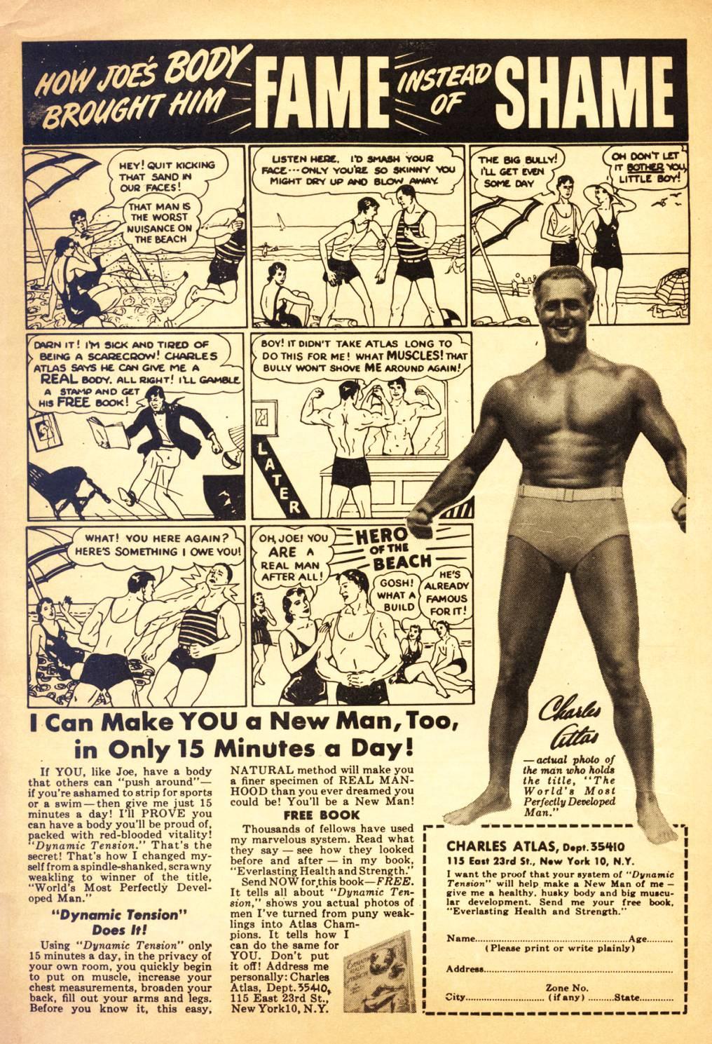 Read online Detective Comics (1937) comic -  Issue #128 - 51