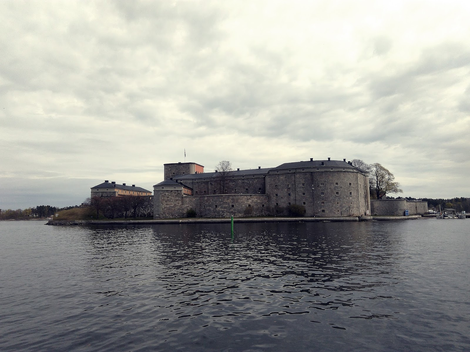 Vaxholm twierdza morska