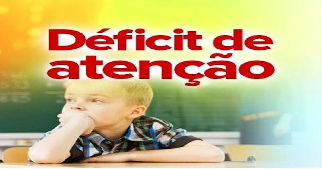 Déficit de Atencão: Como descobrir alguns sinais no comportamento