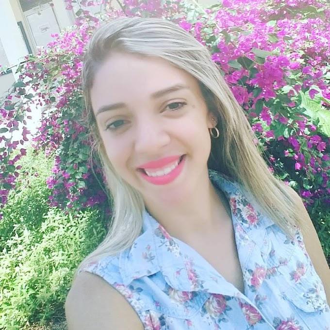 Kamila Medeiros será a candidata a vice-prefeita de Dr. Ivan