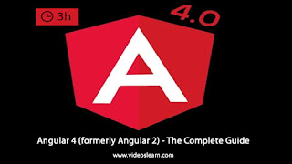 Angular 4 (formerly Angular 2) - The Complete Guide