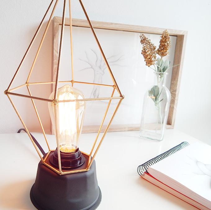 como-hacer-lampara-geométrica-diy