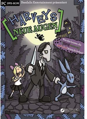 Edna and Harvey Harveys New Eyes Download for PC
