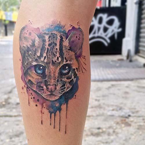 kedi dövmeleri cat tattoos 50