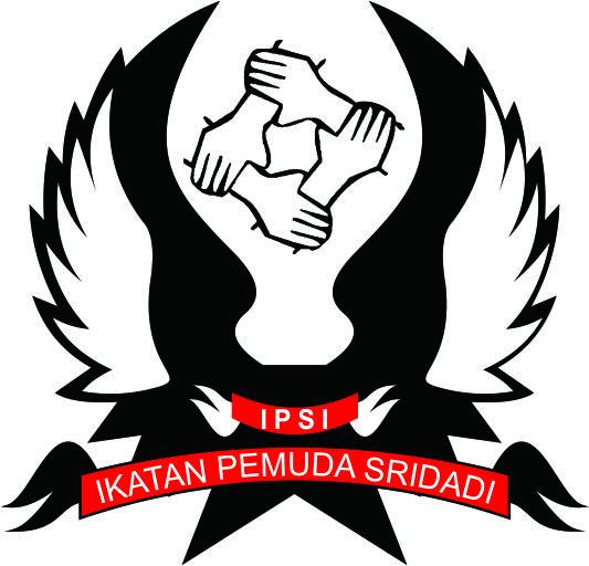 Design Logo Komunitas IPSI (Ikatan Pemuda Sridadi)