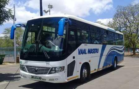 Vaal Maseru Bus Services Johannesburg To Lesotho Contacts