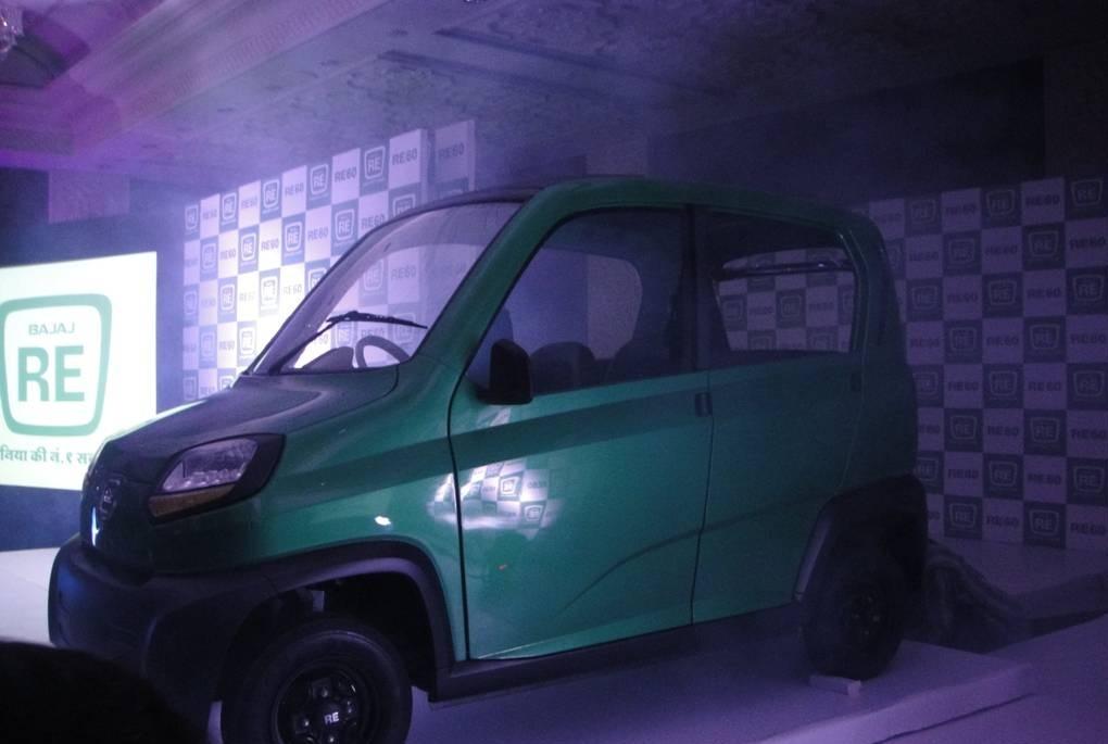 Bajaj Cars Price List In India