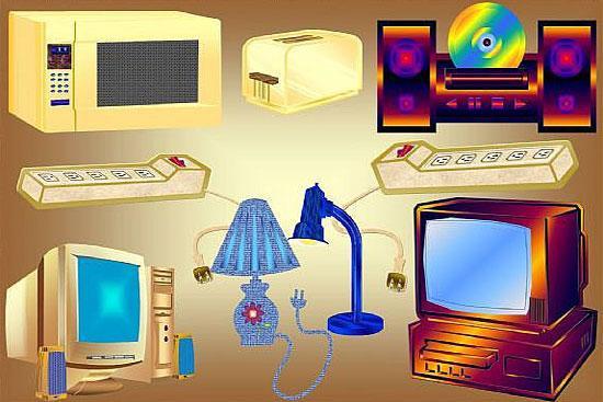 Các thiết bị điện