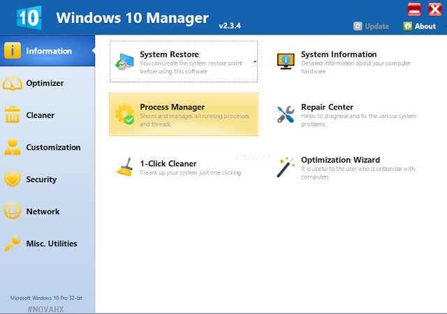 Windows 10 manager crack for windows