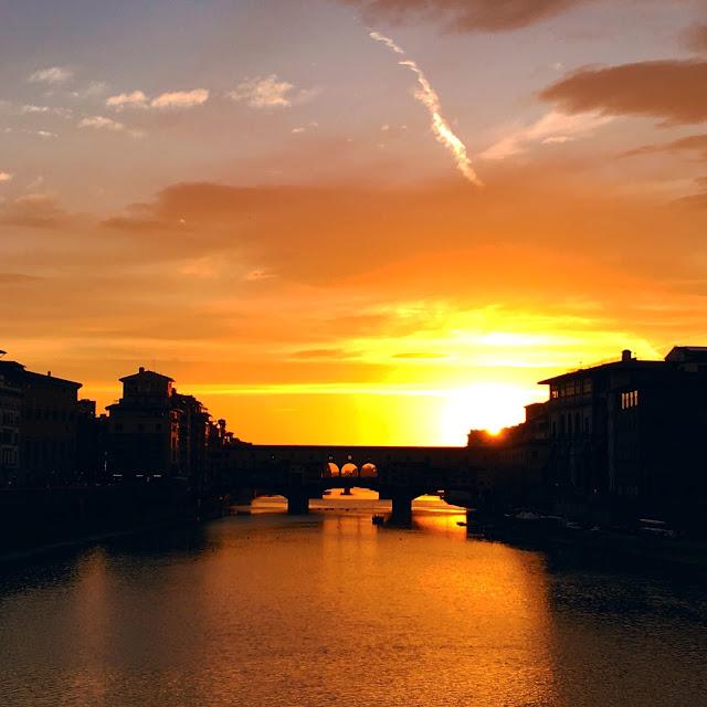 sunset-ponte-vecchio