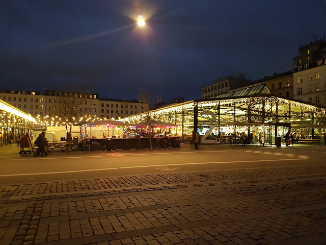torvehallerne food market