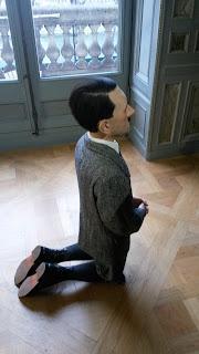 Exposition Maurizio Cattelan à la Monnaie