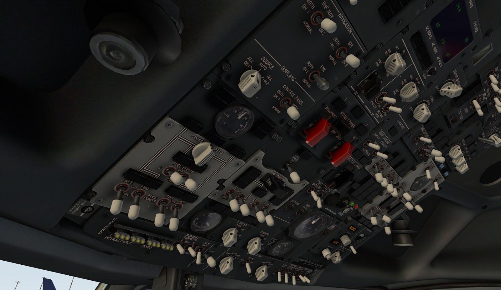 Flight Log - Zibo Mod 737x