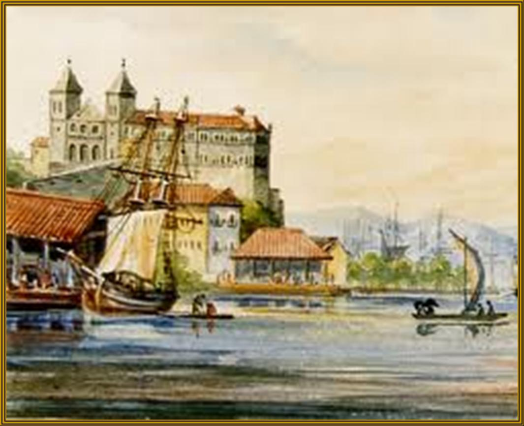 Resultado de imagem para mosteiro sao bento de cima rio de janeiro