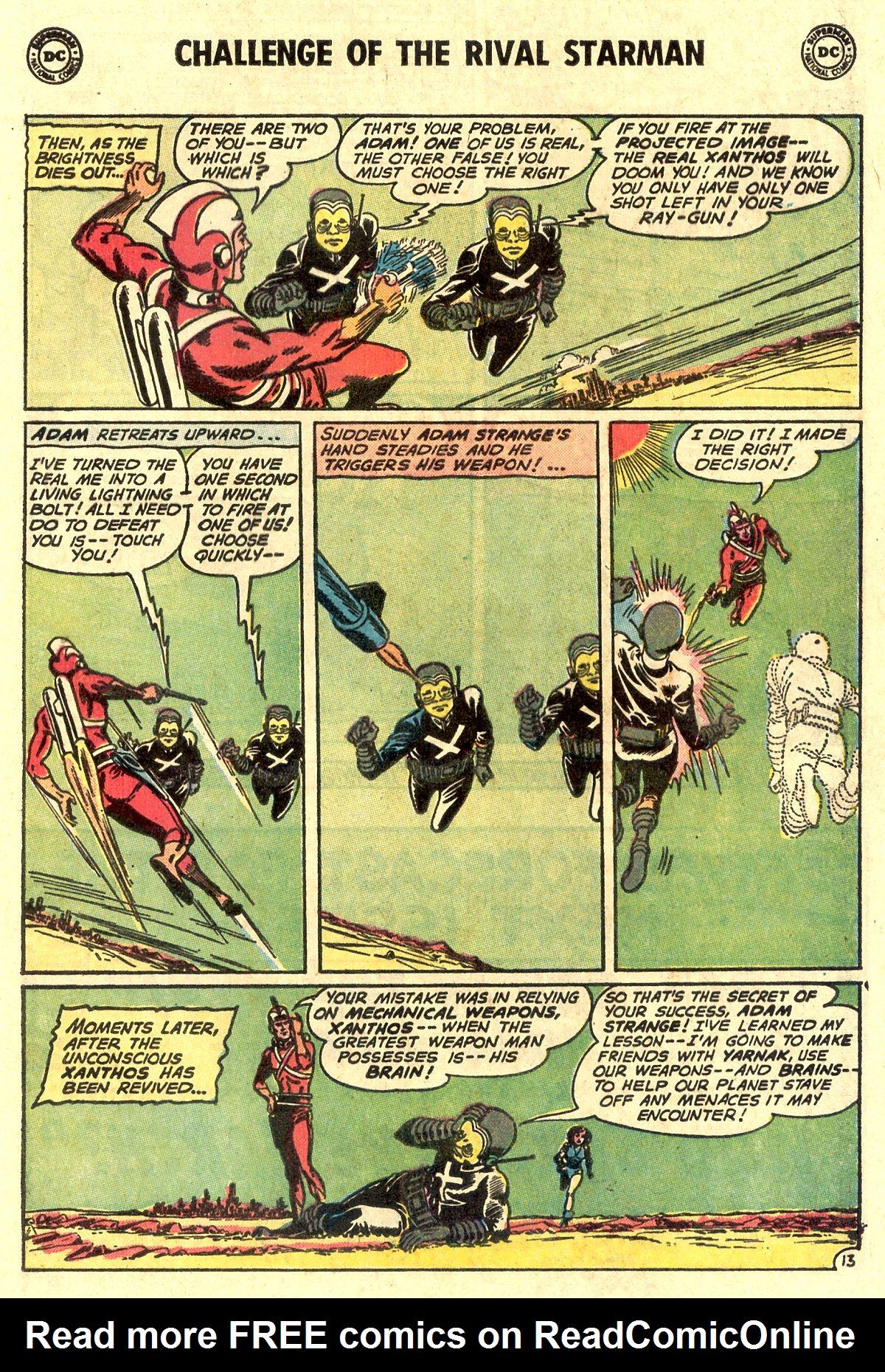 Strange Adventures (1950) issue 236 - Page 23