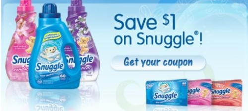 photograph about Snuggle Coupons Printable known as Canadian Day-to-day Specials: Canadian Discount coupons: Preserve $1 Off Snuggle