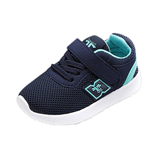 3c2c6534cf7e Moonker Baby Shoes for 1-5 Years Old,Toddler Boys Girls Kids Mesh  Lightweight Breathable Athletic ...