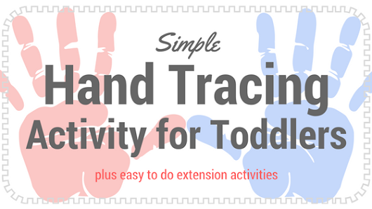 Simple Hand Tracing Activity