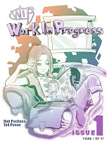 WIP (Work in Progress) #1 by Hub Pacheco and Teddy Pavon