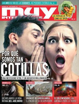 Revista Muy Interesante España Septiembre 2017
