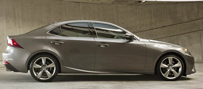 2017 Lexus Is 300 Awd Redesign