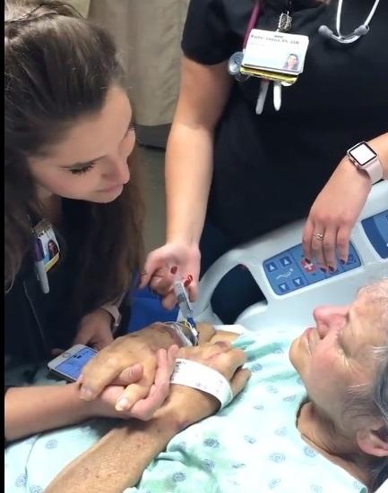 Perawat Olivia