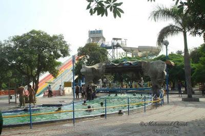 Sozo Water Park