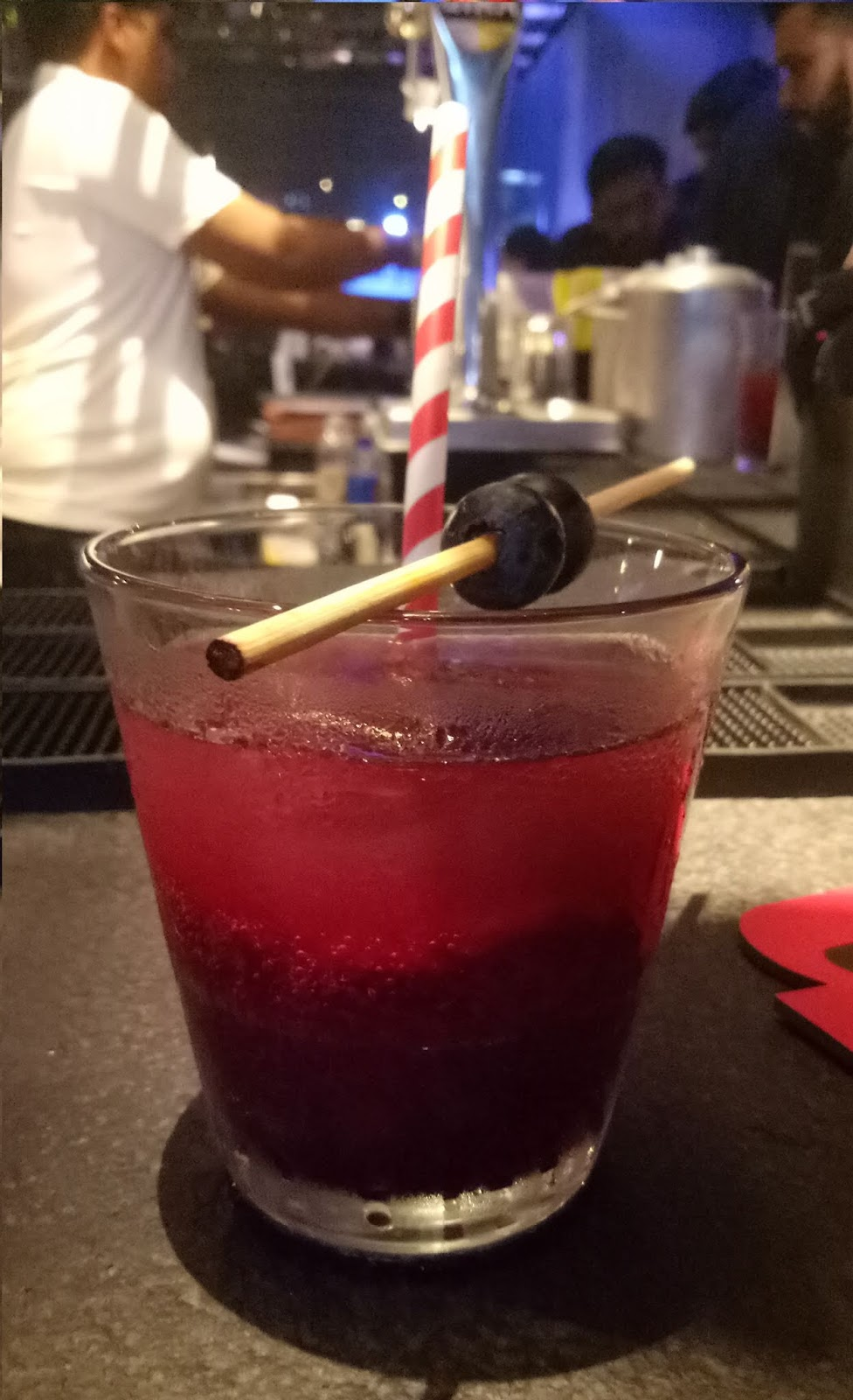 Anusaya Fresh Launched Blueberry Cocktail in India - Phoenix