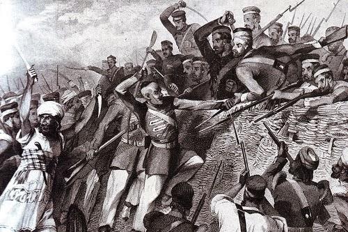 Indian Mutiny