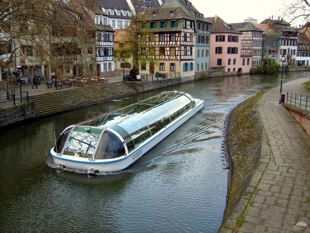 Francuskie wspomnienia: pierwszy raz w Strasbourgu