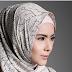 Trend Gaya Jilbab Modis dan Modern saat Lebaran