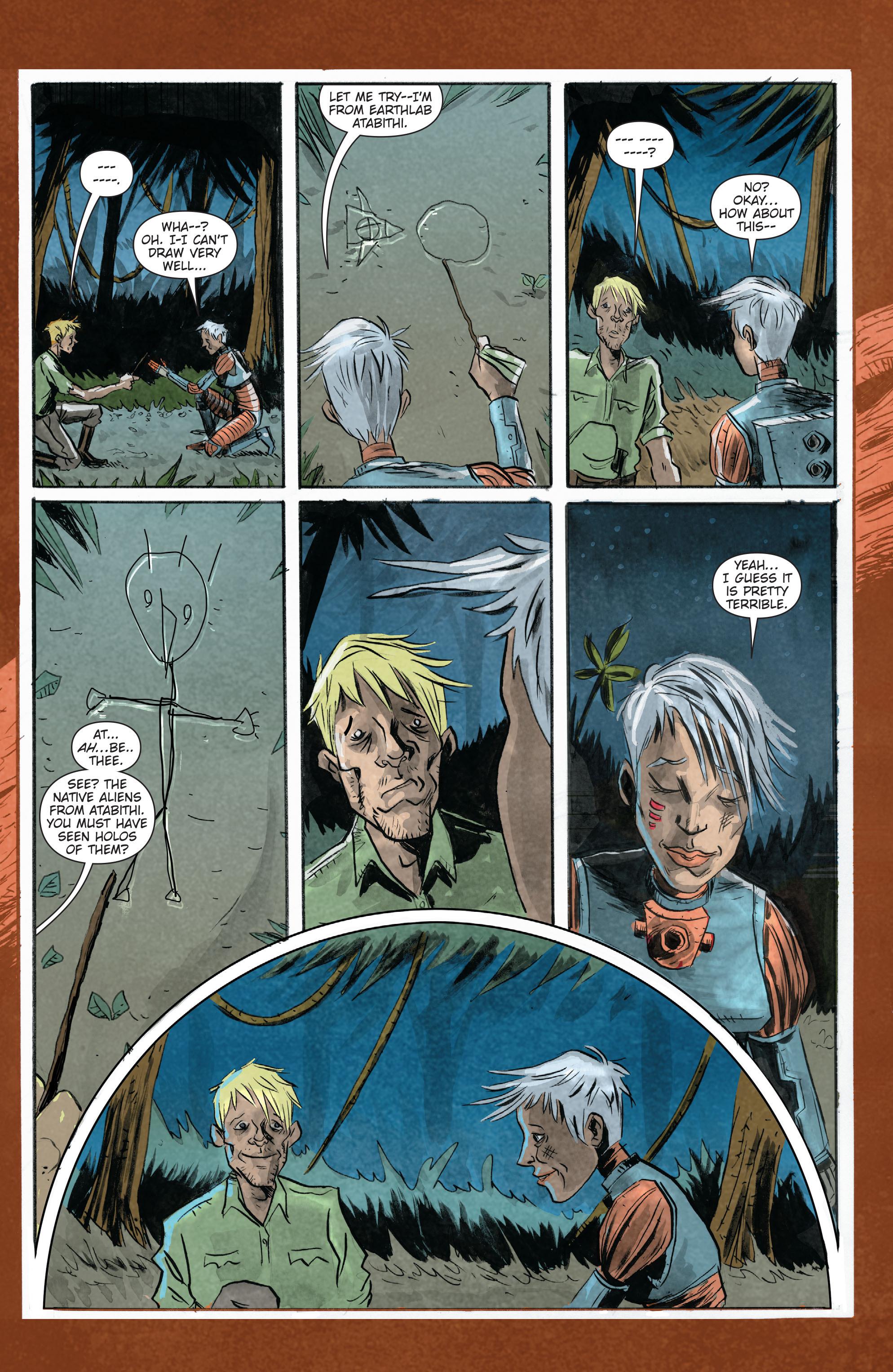 Read online Trillium comic -  Issue # TPB - 44