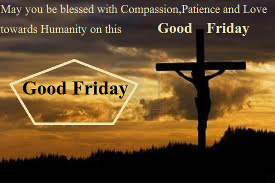 Good Friday Images with Messages