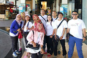 Menikmati Aneka Wahana di Trans Studio Bandung