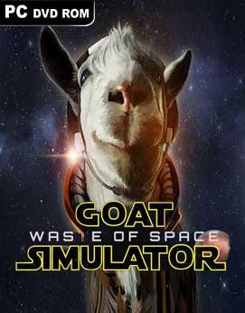 تحميل لعبة Goat Simulator Waste of Space