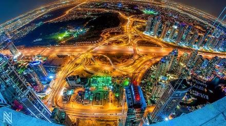 Ντουμπάι by night (photos)