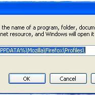 Cara Menemukan Profil Tanpa Membuka Firefox