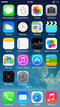 iPhone 5S importar contatos do CHIP da vivo/tim/claro/oi