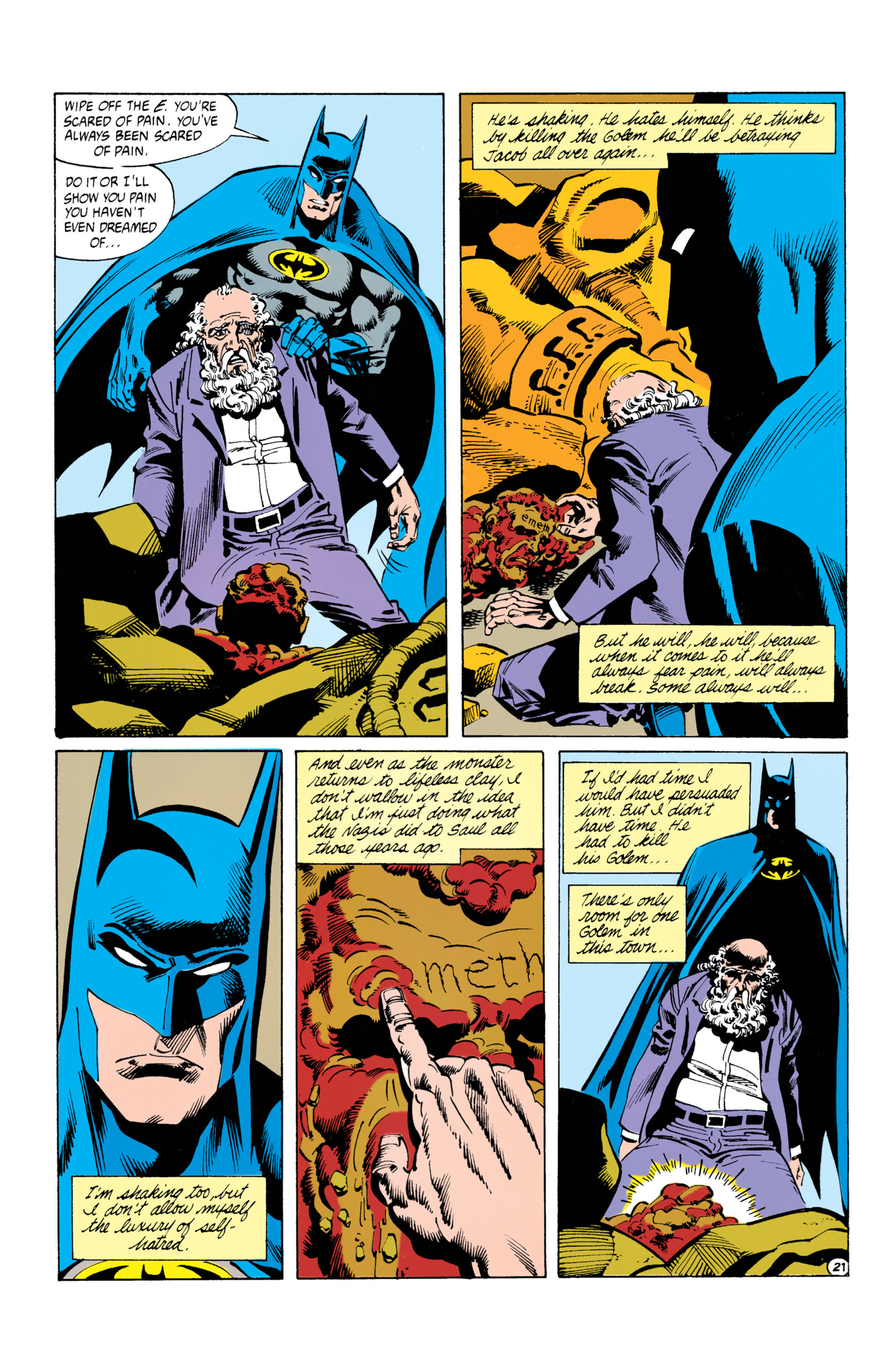 Detective Comics (1937) 632 Page 21