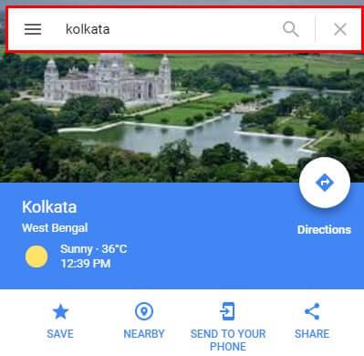 google map tips